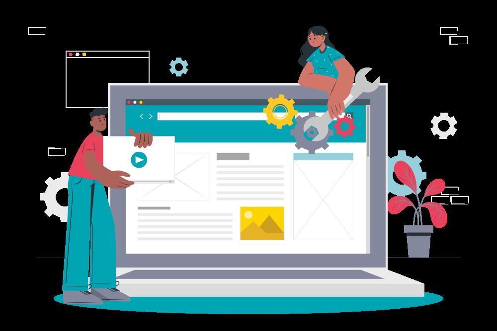 Personnalisez votre site internet